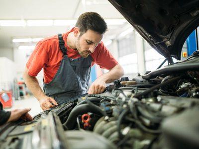 Técnico de Manutenção Industrial – Mecatrónica Automóvel