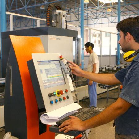 Técnico de Manutenção Industrial – Eletromecânica